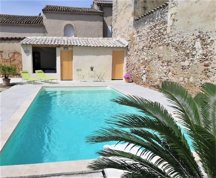 Chambres privées aux portes de la Provence
