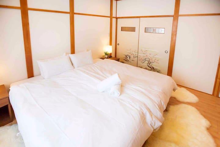 Kuma(Bear) Room
