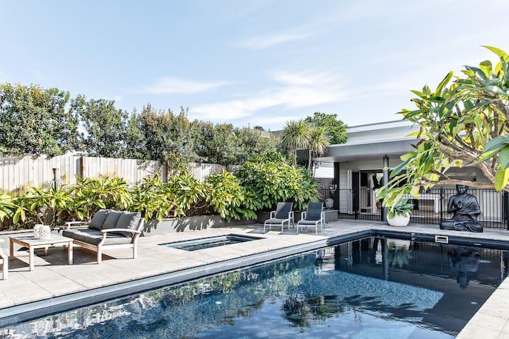 Sundara Beach House - Pool/Spa/Aircon/Views