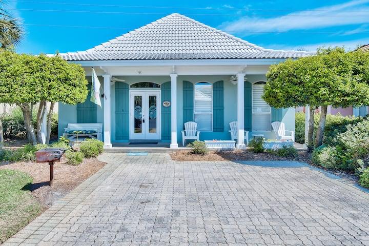 Calypso Beach Cottage