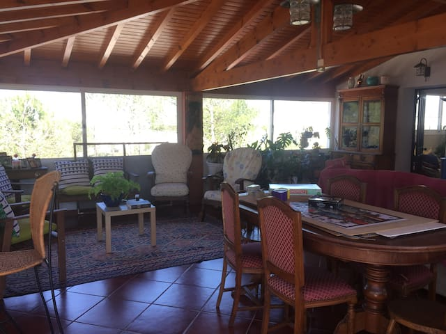 Casa das Oliveiras - Silver room - Marrazes - Hus