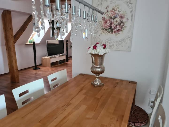 Schöne Landhauswohnung zwischen  Potsdam & Berlin