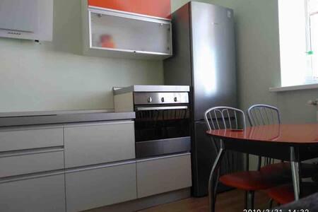Уютная квартира-студия на Банном