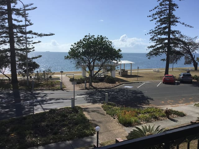 Great Views of Moreton Bay, at Margate Beach