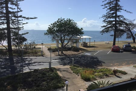 Great Views of Moreton Bay, at Margate Beach