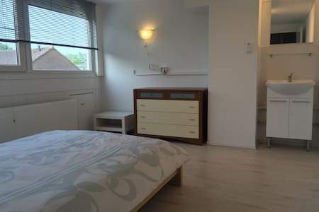 Room near Amsterdam and city center - Purmerend