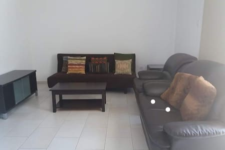 1 Bedroom Apartment with (double bed) .