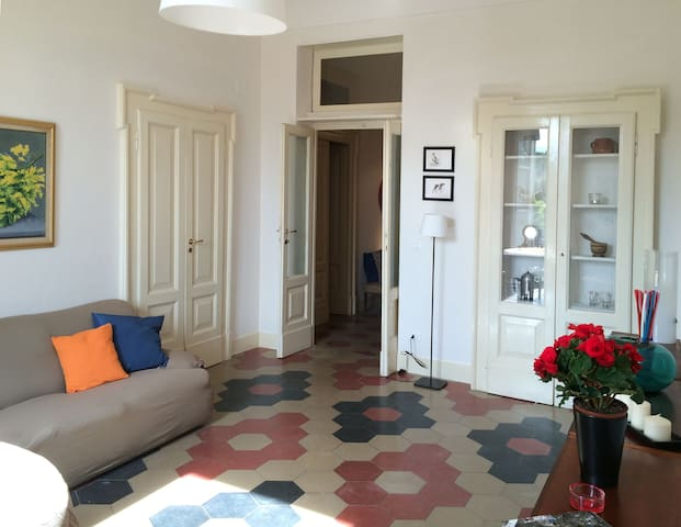 CHIETI VACATION RENTAL CASADIMARISA - Chieti - Huoneisto