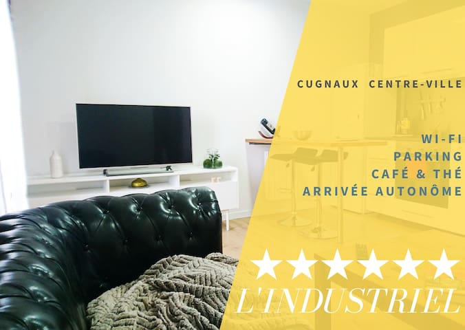 """★ Nice Apartment @ Cugnaux (15 """"from Toulouse) ★"""
