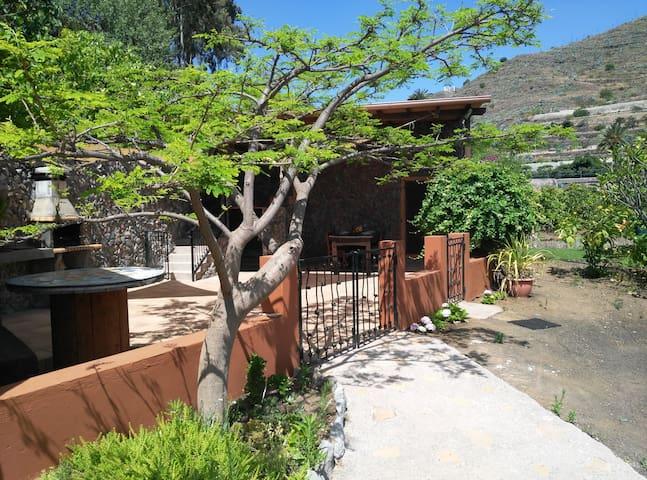 Peaceful rural house  set on a vineyard.