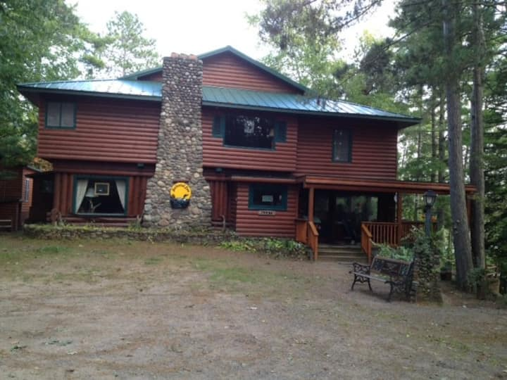 Mockesair Lodge B&B Room 6 of 6  Land O Lakes, WI