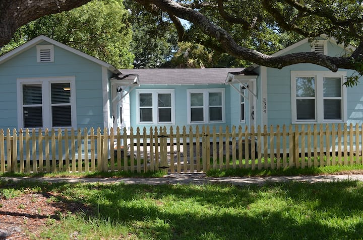 Double The Fun (B) in This Beach Cottage Duplex