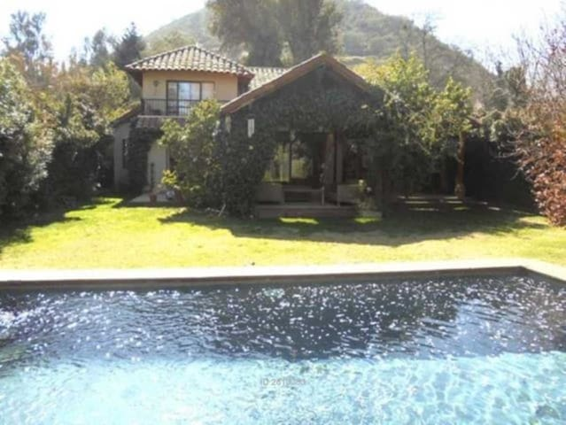 Great location in Santiago, close to the mountains - Lo Barnechea - Rumah