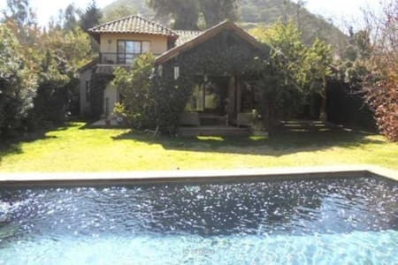 Great location in Santiago, close to the mountains - Lo Barnechea - Huis