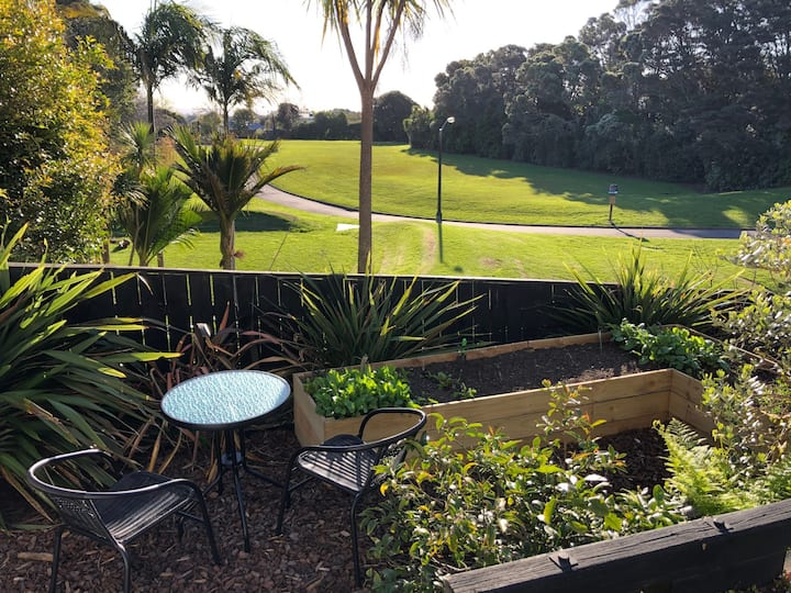 Peace in the heart of Ponsonby - perfect location