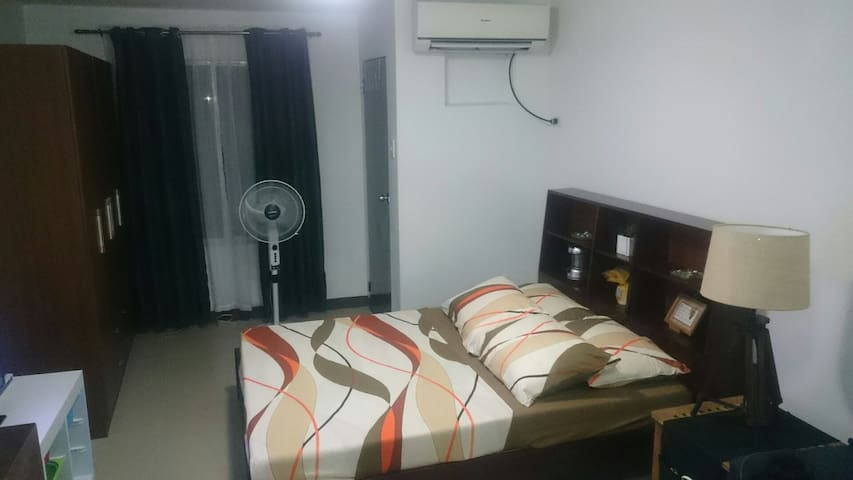 25sqm studio condominium at Tipolo - Mandaue City - Apartment