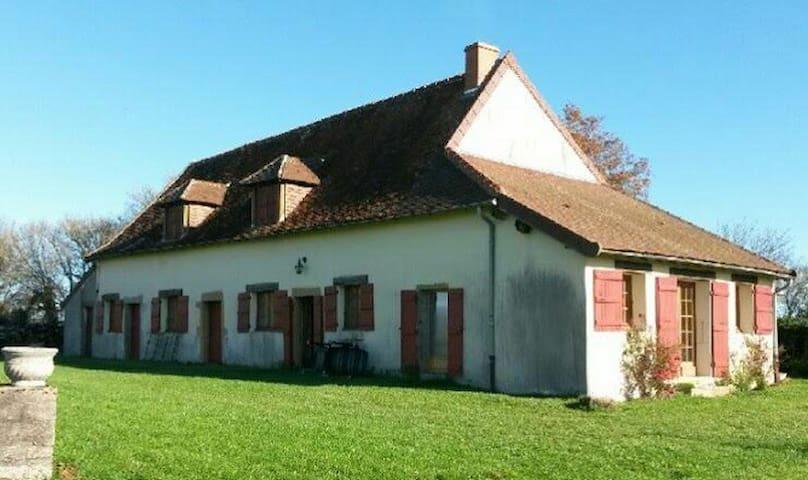 La Vigneronnerie - Maison de charme en Bourgogne - Marly-sur-Arroux - Huis