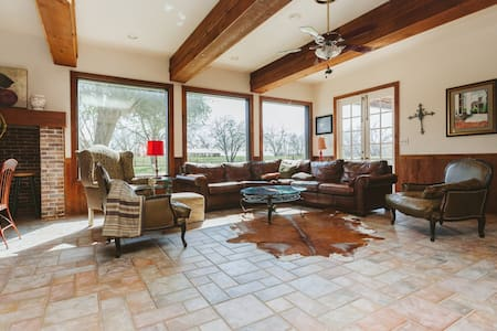 Charming Ranch close to Houston - Brookshire