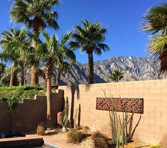 Beautiful Private Casita in Sunny Palm Springs - Casa