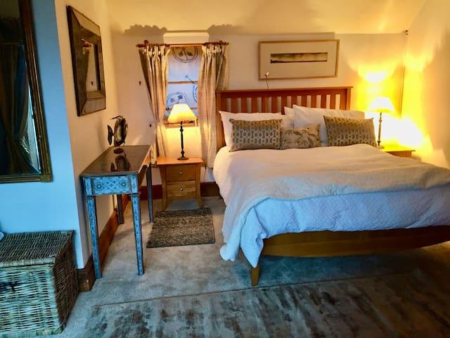 Boolakeel Bay room