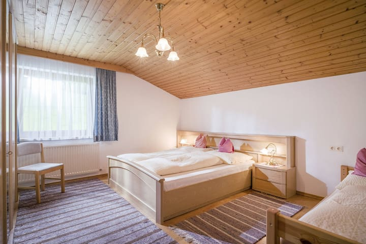 Apartment Landhaus Steiner for 5 persons - Mayrhofen - Leilighet