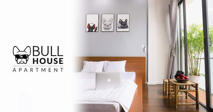 Bull House - Apartment (Unique Chill House)