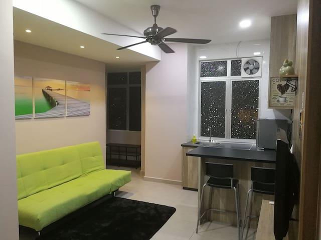 Bukit OUG, Bukit Jalil & Sri Petaling in KL / 吉隆坡 - Kuala Lumpur - Byt