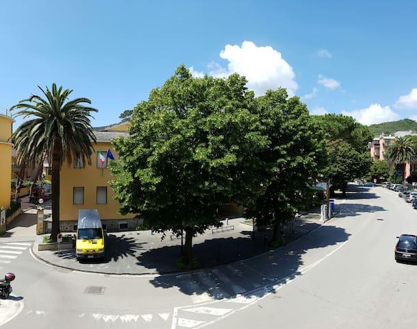 Luxury 2 bedroom apartment max 5 p. - Moneglia - Apartemen