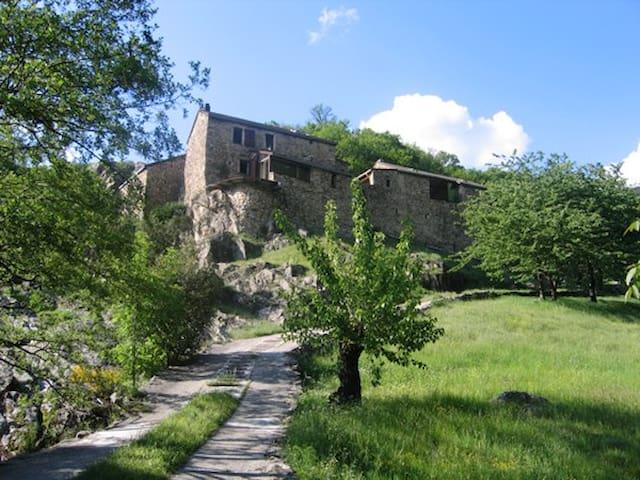 Chambres d'hôtes en sud Ardèche