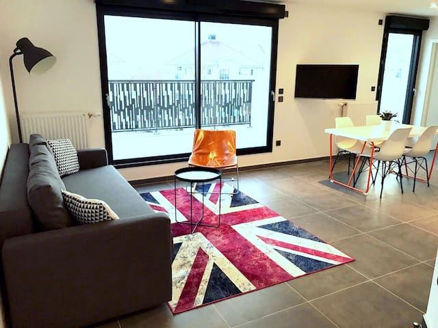 Cozy&New 1 bedroom Apartment near Disneyland Paris - Bussy-Saint-Georges - Apartment