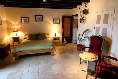 Chambre d'hôtes Les Bruyères - Treffort-Cuisiat - Bed & Breakfast