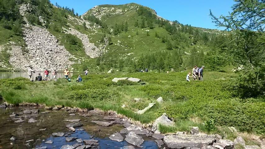 Alta Val Bognanco - Lago Ragozza