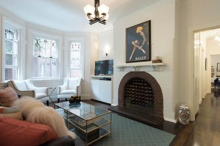 Stunning Modern Art Deco Apartment - Bellevue Hill
