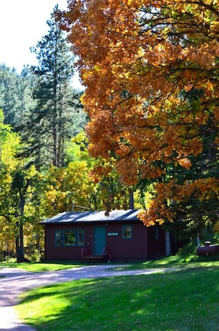 Minutes from Rushmore - Backroads Inn and Cabins