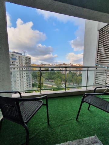 شقة راقية بمدينة اسطنبول wonderful flat for rent