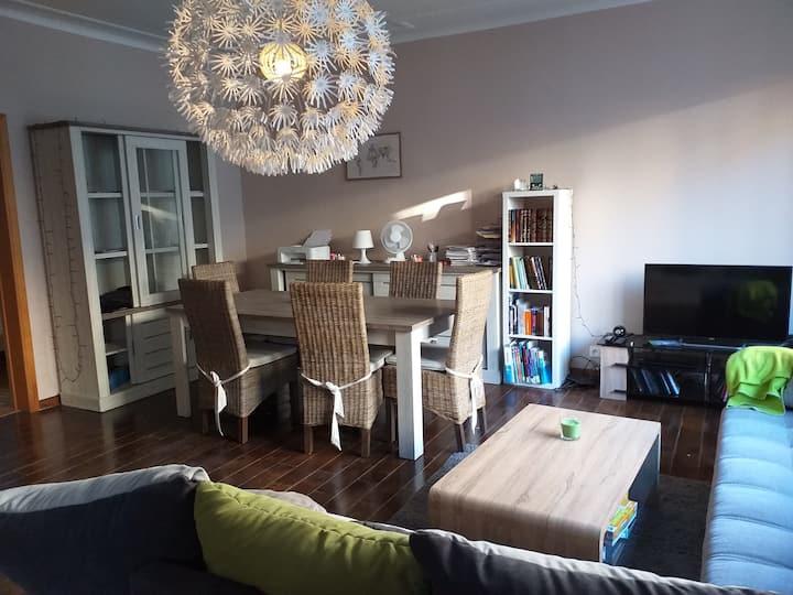 Appartement sympa et accessible sur Liège centre