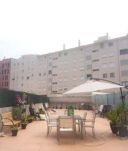 Habitación doble con baño privado. - Palma de Mallorca - Departamento