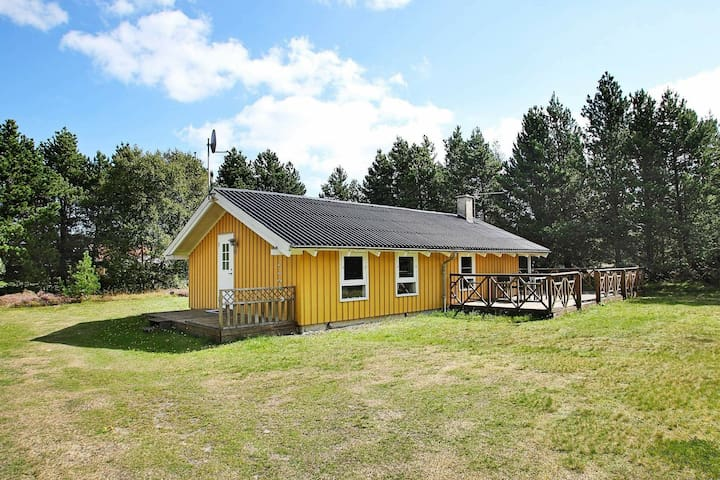 6 person holiday home in Jerup
