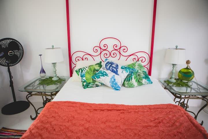 El yunque rainforest, lychee room (5)
