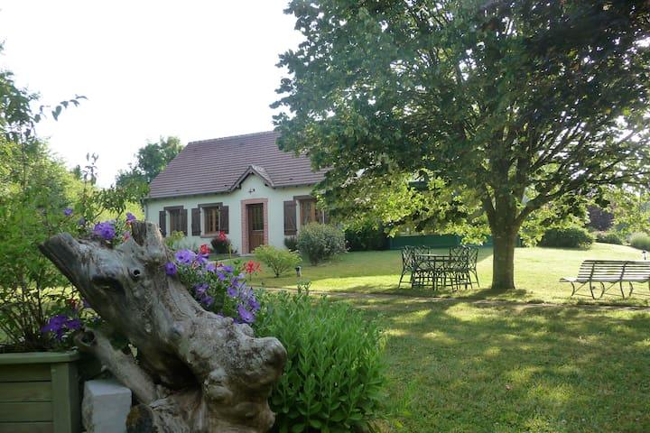 Charmante Maisonnette en Sologne - Thénioux - Apartamento