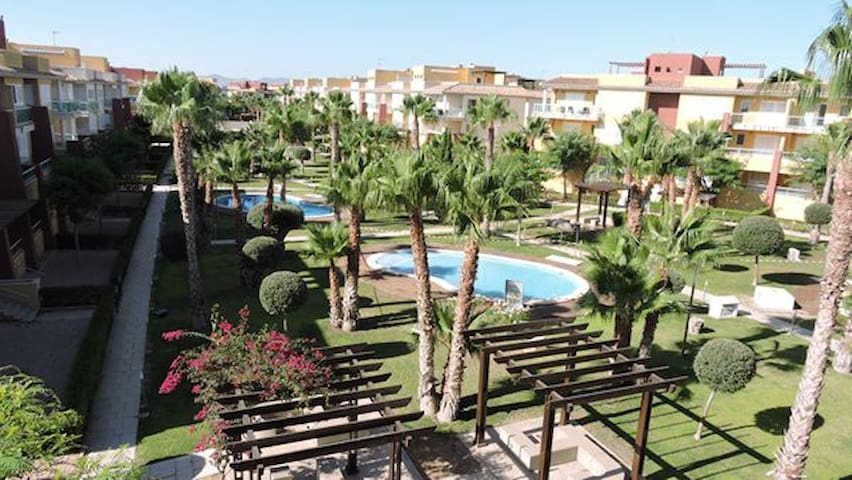 HL005 Luxury  penthouse on HDA Golf Resort, Murcia
