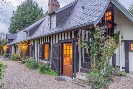 Maison Normande tout confort à 40km de Cabourg - Bellou - House