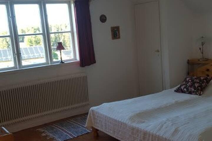Ett rum med utsikt vid Vasaloppsspåret