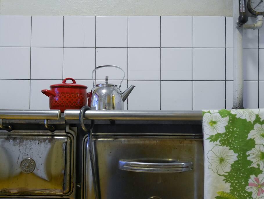 Keittiö - Kitchen