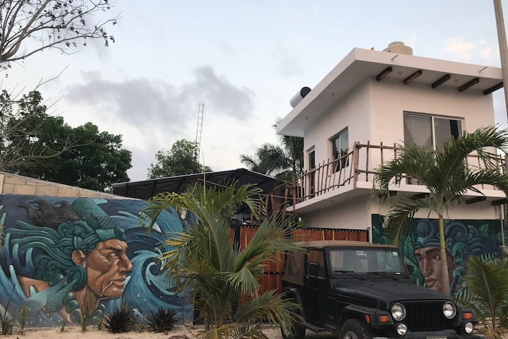 Studio 1 Hotelito Itzaes Bacalar