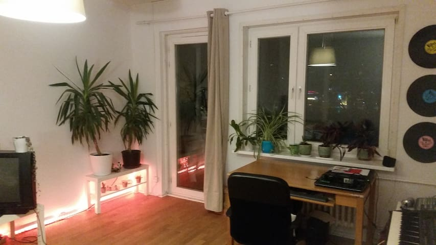Comfortable apartment in central location