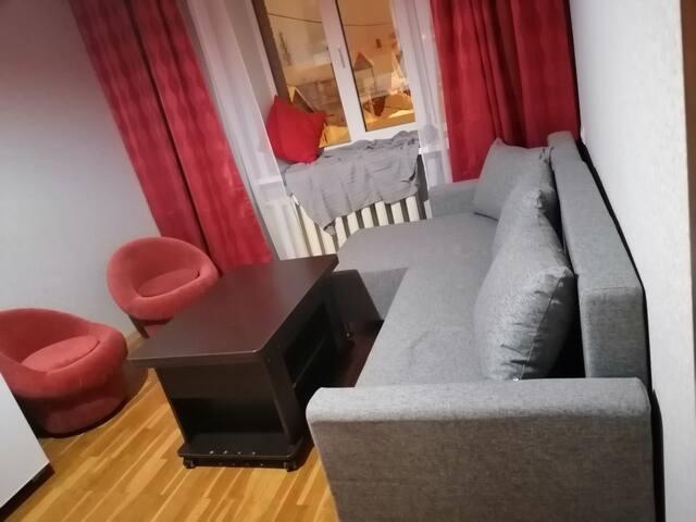 Апартаменты на Моршанской