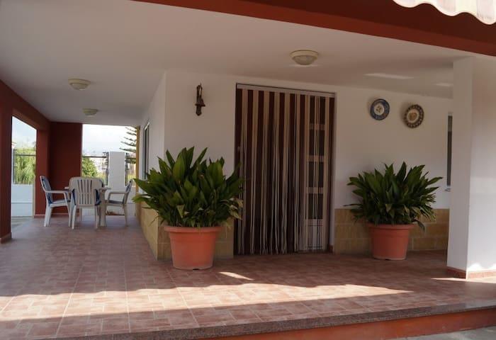 apartamento en chalet con picina - Oliva - Apartament