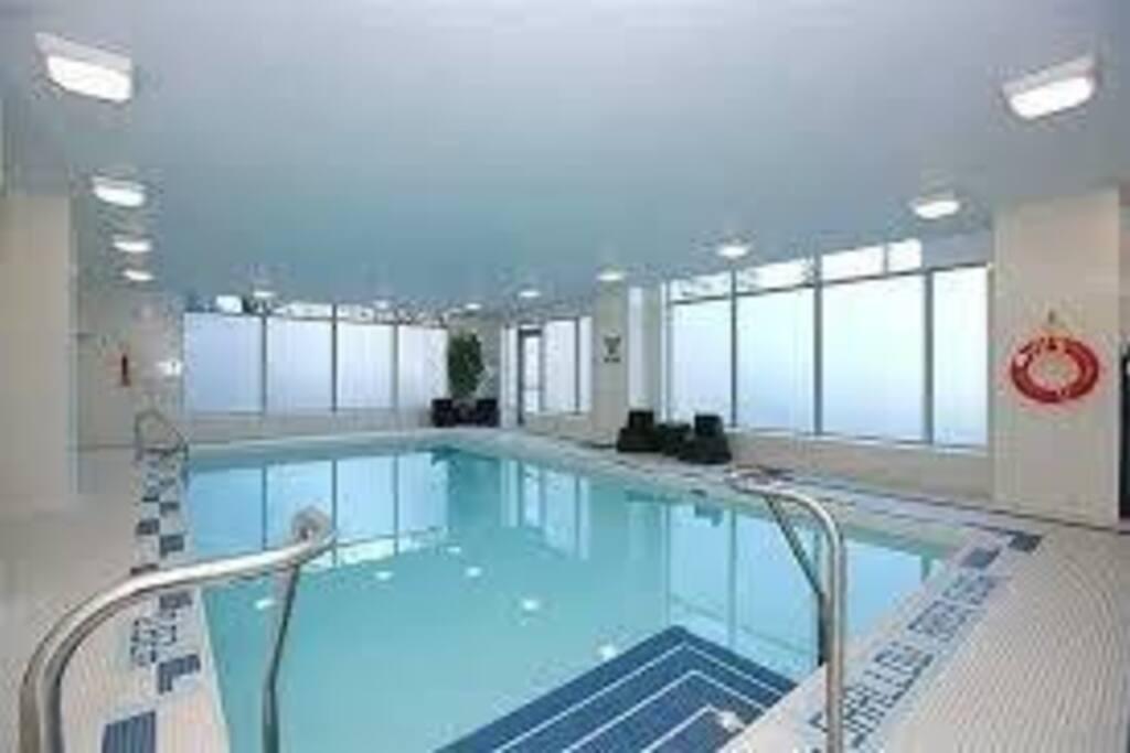 Swimming Pool - ground floor