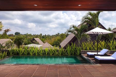 Sanctuary Villa with Zoo Package - Sukawati
